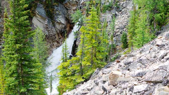 A neat waterfall