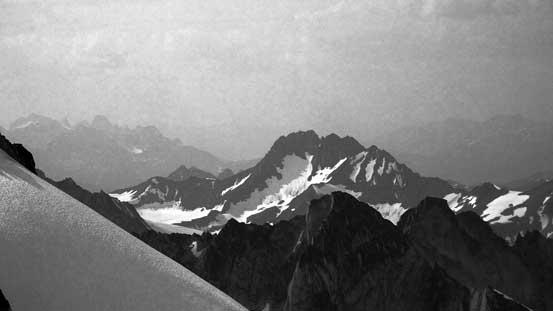 Taurus Mountain