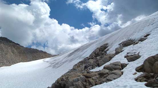Leitrim's glacier