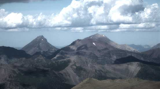 More peaks in GNP, MT - King Edward Peak and Starvation Peak