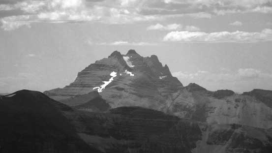 Long Knife Peak