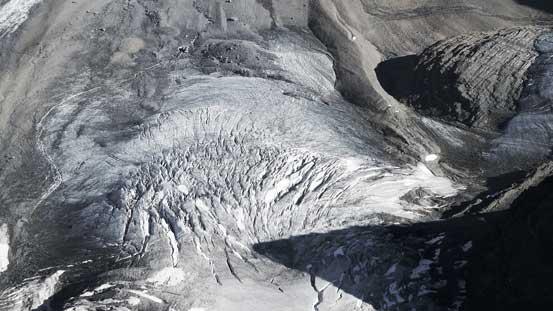 Neat looking glacier