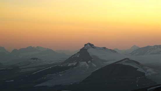 Castleguard Mountain