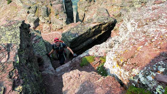 Another scrambling step