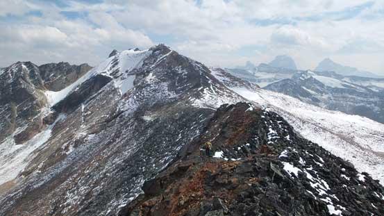 Mt. Clairvaux ahead