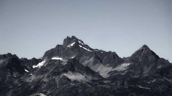 Mt. Tantalus