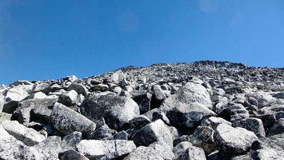 Oh the boulder fest...