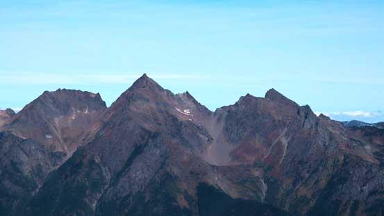 Welch Peak is the highest in Cheam Range