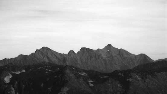 Silvertip Mountain