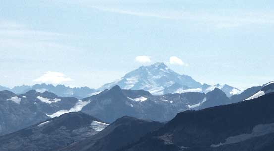 Glacier Peak way down south in Washington