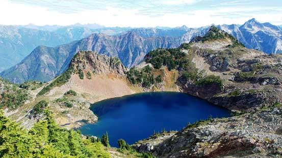 The Upper Pierce Lake