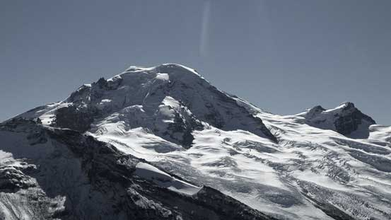 Another view of Mt. Baker's N. Face