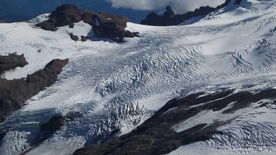 Mazama Glacier