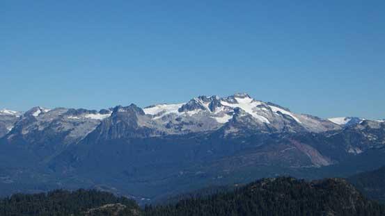 Mamquam Mountain, my next objective...