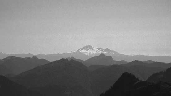 Mt. Baker in the distance