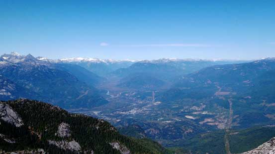 The Squamish Valley
