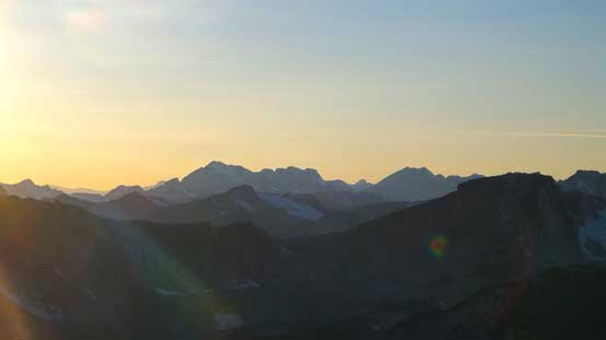 Mt. Sampson surely looks huge