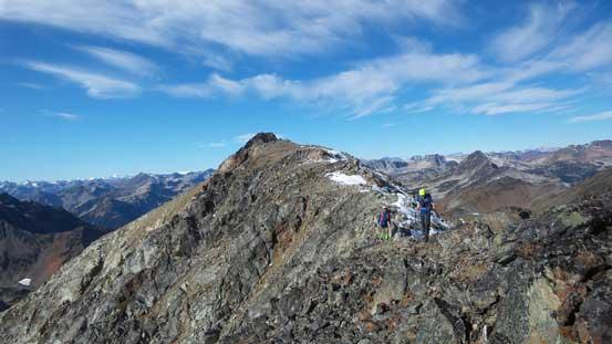 The SW peak