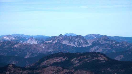 Coquihalla Mountain et al. by Coquihalla Pass