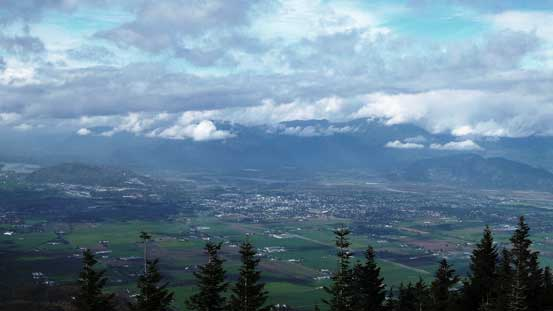 The city of Chilliwack
