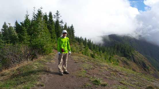 Me on the summit of Elk Mountain
