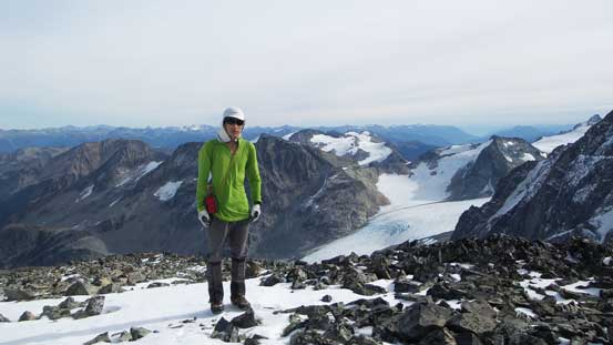 Another picture of me on the summit