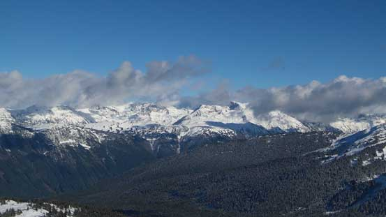 Fitzsimmons Range (part of Spearhead Traverse)