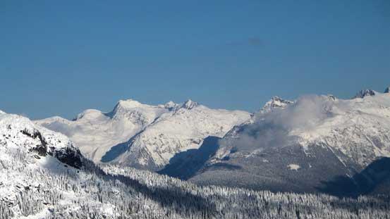 Hibachi Ridge