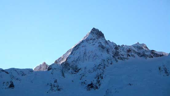 Foley Peak is one of the many giants in Cheam Range