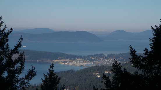 A look at Founder Bay which is part of Anacortes