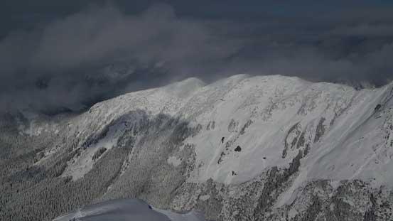 Zopkios Ridge