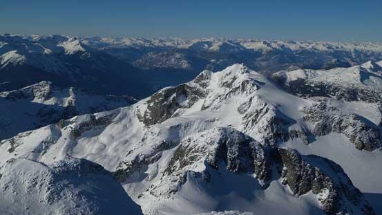 Slalok Mountain