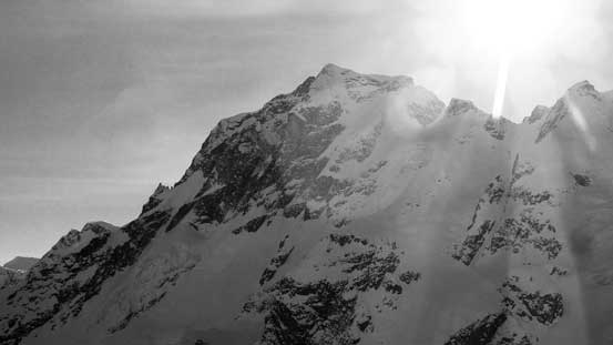 The North Face of Joffre Peak