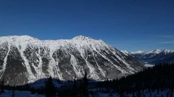 One last look at Mt. Rohr