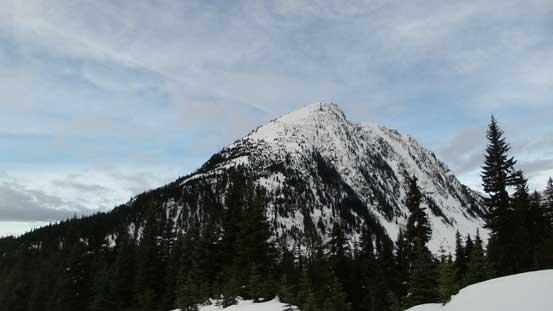 The north side of Thar Peak