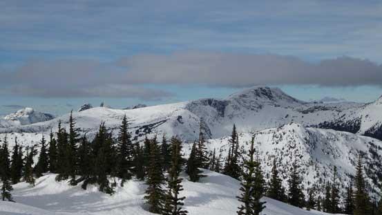 And, a closer look at Alpaca Peak