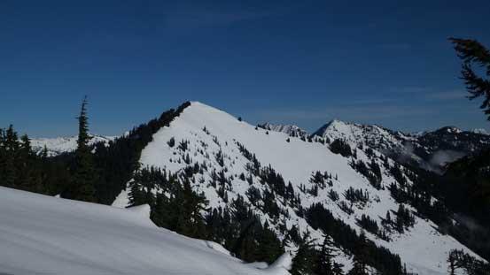 Jove Peak - my next objective
