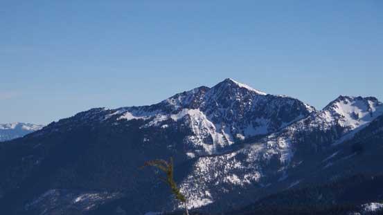 Mt. Howard behind Rock Mountain