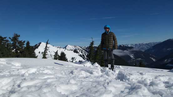Me on the summit of Union Peak