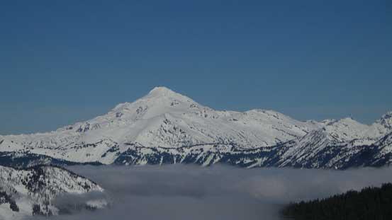 A closer look at Glacier Peak, the most remote of Washington's volcanoes