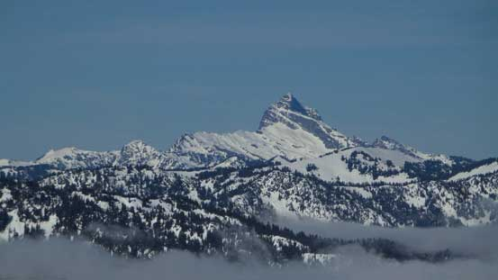 "Sloan Peak - ""Matterhorn of the Cascades"""