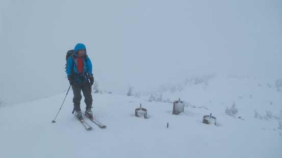 Me on the summit of Nak Peak