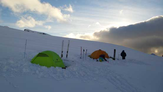 Another picture of our camp.