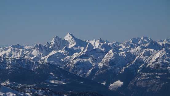 Sky Pilot Mountain et al.
