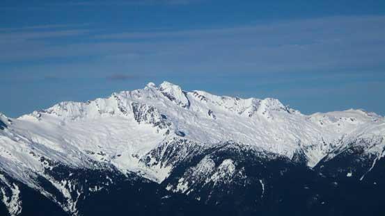Mt. Tantalus...