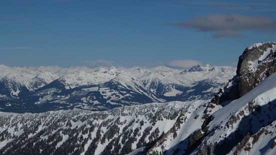 Mt. Cayley et al.