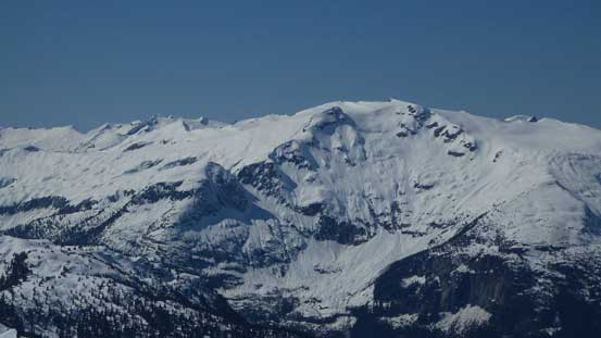 Mt. Wood on Ashlu - Elaho Divide