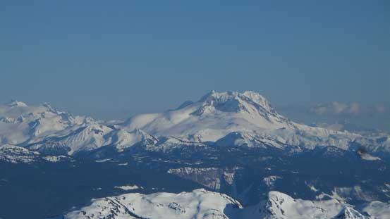 Mt. Garibaldi massif