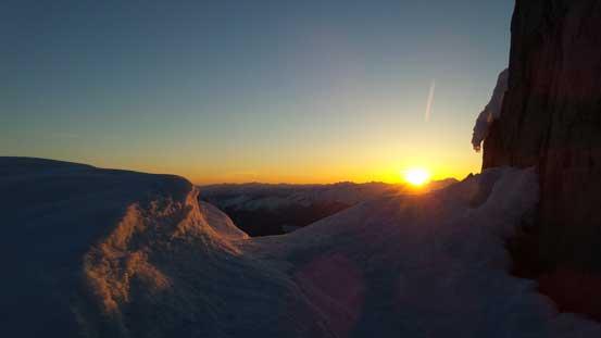 Sunrise time!