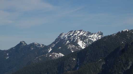"Brunswick Mountain is the highest in North Shore - high on my ""list""."